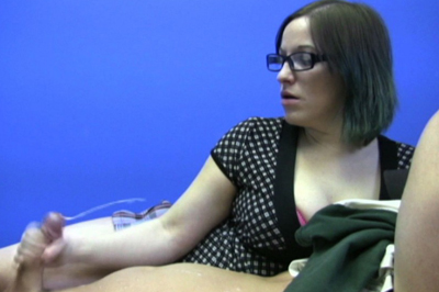 Boob and hand job therapy 73. Doctor Chantel has cured many of her patients' fears and insecurities. Her method? good bouncy breasts and a hand job.