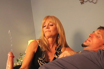 Ruined orgasm punishment 43. He already knows the punishment his stepmother has in mind. He lies on her bed and spreads his limbs out to be tied to the bed.