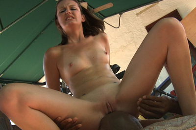 Dick rub for nothing 17. She reaches and punishes him with massive slaps on his cock and balls. She lets him rub his dick against her holes and he can't last longer?