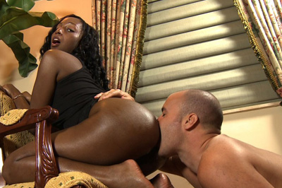 One great booty 64. We found Sage, who has one of the biggest asses we've come across. Her lovely dark skinned, oiled up ass caught the attention of countless losers, including you.