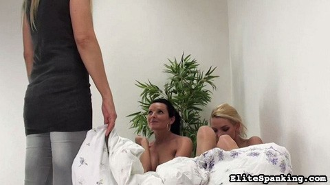 Naughty sleepover 5  debbie knows she can t have her girlfriend stay the night  our dominatrix can hear the two fooling around. Debbie knows she can't have her girlfriend stay the night. Our mistress can hear the two fooling around.