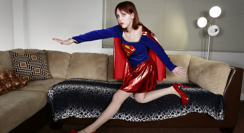 Kryptonite foot job 32  supergirl removes superman s clothes with her superpowers and grips his cock with her strong and tempting feet jacking him into submission  who knew it was so easy to keep superman down well supergirl did find a bottle of kryptonit. Supergirl removes Superman's clothes with her superpowers and grips his penish with her strong and tempting feet, jacking him into submission. Who knew it was so easy to keep Superman down? Well, Supergirl did find a bottle of kryptonite lube.