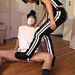 Smoking hot femdom teacher gives an excruciating lesson
