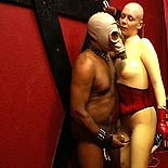 Mistress play0  fetishnetwork com  a harsh mistress oils up her favorite plaything and enjoys his degradation. FetishNetwork.com - A harsh mistress oils up her favorite plaything and enjoys his humiliation